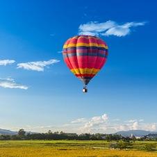Vols en montgolfière