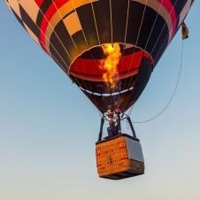 Vol privé en montgolfière en Wallonie
