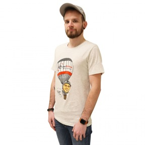 """T-shirt """"Souvenir Montgolfière"""""""