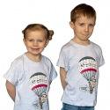 """T-shirt enfant """"Souvenir Montgolfière"""""""